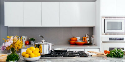 Deep Cleaning a Kitchen – Spring Cleaning