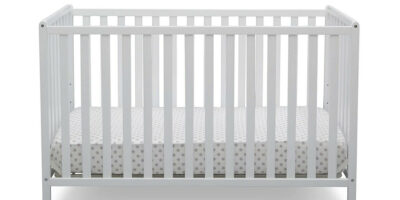 Delta Children Heartland 4-in-1 Convertable Crib Review